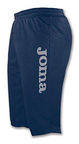 Joma Luxor Pantaloni Capri, Navy Blue (Marino), XXL