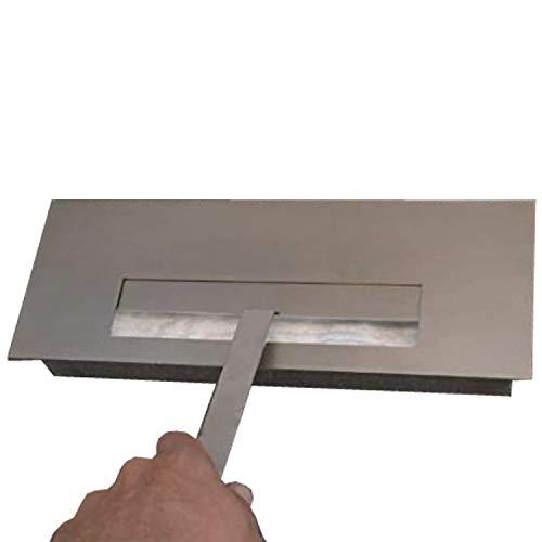 50x ZANDER ZETA Texturé ivoire martelé papier A4 tamponnées 100gsm