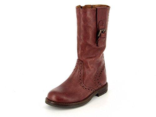 Chérie 4767 burgundy Mädchen Stiefel in Mittel Rot