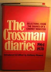 Diaries of a Cabinet Minister: Selections, 1964-70