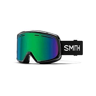 SMITH (SMIZD) Range Skibrille ohne Chroma Pop, Black, Große Männer Passform
