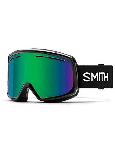 SMITH (SMIZD) Range Skibrille ohne Chroma Pop, Black, Große Männer Passform -