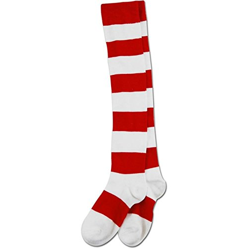 wheres-waldo-wenda-deluxe-over-the-knee-costume-socks-adult-one-size