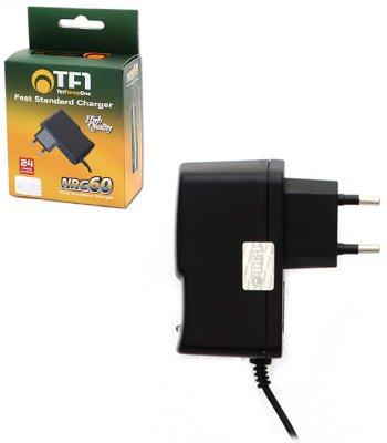 Ladegerät Motorola C115, C116, C118, C139, C155, C156, C168, C200, C257, C261, E380, T190 Talkabout, T191 Talkabout, Timeport 260, W200 Motorola Adapter
