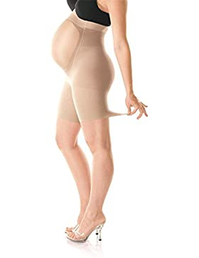Spanx Mama Womens Short Made from Nylon & LYCRA® Spandex for Medium Bottom & Thighs Control While Supporting the...
