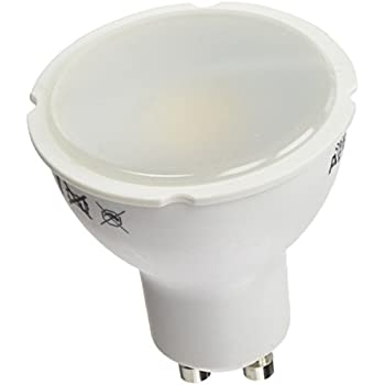 A2BC LED Lighting Bombilla LED GU10, 8 W, Blanco neutro 4000K 10 unidades