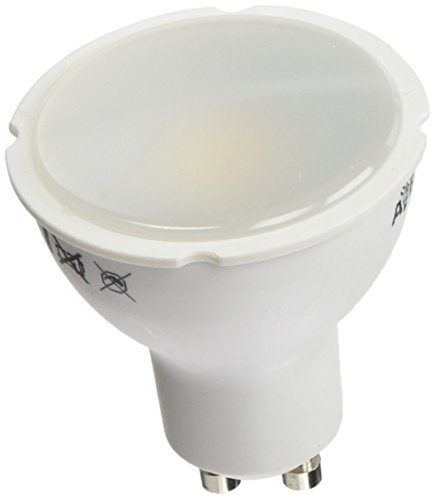 A2BC LED Lighting Bombilla LED GU10, 8 W, Blanco Neutro 4000K, 10 unidades