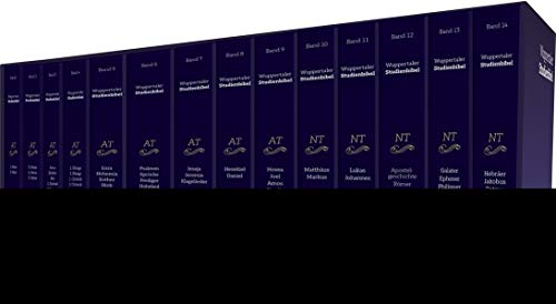 Wuppertaler Studienbibel, Gesamtausgabe im Schuber