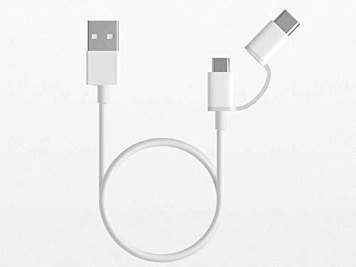 MD ORIGINAL Mi 2-in-1 USB Cable (White) Image 3