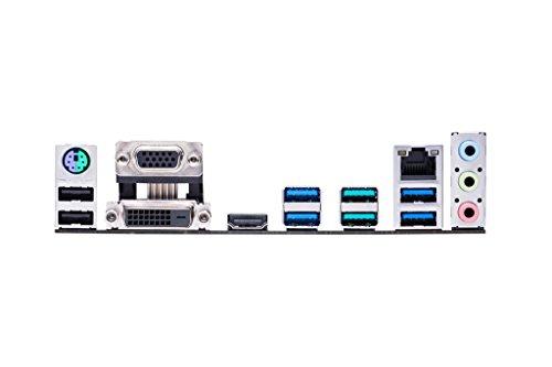 Asus Prime B350-PLUS Mainboard Sockel AM4 (ATX, AMD B350, Ryzen, 4x DDR4 Speicher, 4x SATA 6Gb/s) - 2