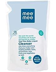Mee Mee Anti-Bacterial Baby Liquid Cleanser (1.2 L - Refill Pack)