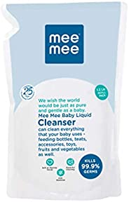 Mee Mee Anti-Bacterial Baby Liquid Cleanser (1.2 L - Refill Pack)