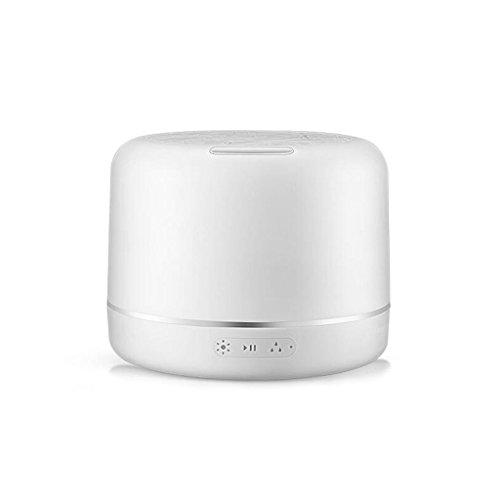 QIANDING Yedeng Kreative nachtlicht duftenden Schlafzimmer Nacht Schlaf Touch Bluetooth Audio Musik romantische Netzwerk rote drahtlose schreibtischlampe (Durchmesser 145mm x höhe 121mm) -