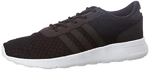 adidas Lite Racer W, Chaussures de Sport Femme, Noir (Negbas / Negbas / Ftwbla), 40 2/3 EU