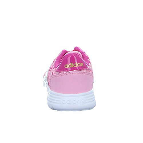 adidas Lite Racer Inf, Scarpe da Ginnastica Unisex – Bambini Rosa (Rossua/Ftwbla/Dormet)