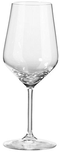 Roséweinglas Vinzenza, 0.49l, 22.5cm (H), transparent, Glas ohne Füllstrich 6 Stück/Packung