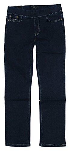 Vidy'l Damen Stretch Jeans Hose Schlupfjeans, dunkelblau LY-515, Gr.44 W34 (Denim-schlupf)