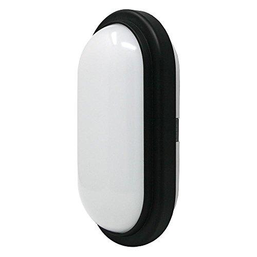 15W LED Ovalleuchte Kellerleuchte Deckenleuchte Wandleuchte Innenbeleuchtung WC Badezimmer...