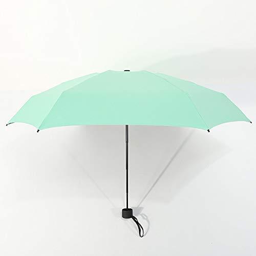 2814543626fe Small Fashion Folding Umbrella Rain Women Mini Pocket Kids Umbrella Sun  Shade Uv Umbrellas Waterproof Portable Travel Parasol