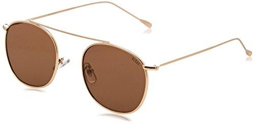 Ocean Round Eye, Montures de lunettes Mixte Adulte, Or (Oro), 43