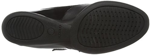 Geox Donna Persefone, Sneaker Pour Femme Schwarz (blackc9997)