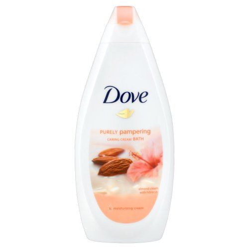 Dove Purely Pampering Nourishing Showergel-Almond and Hibuscus-500ml