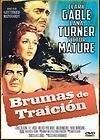 BETRAYED 1954 Clark Gable Lana Turner Victor Mature region 2