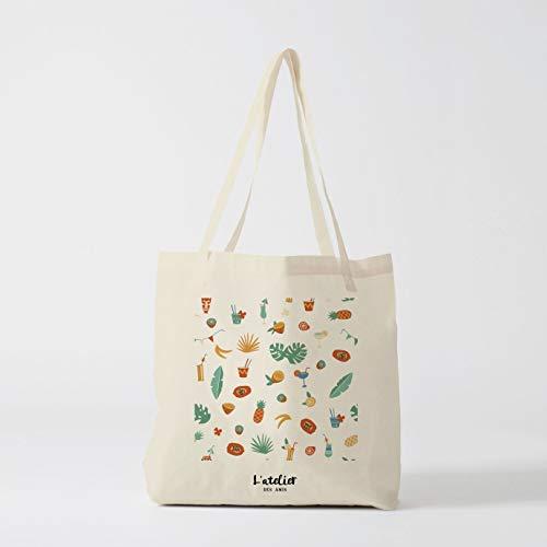 Tote Bag Summer Custom Tote Bag Tote Bag Sea Sun Bag Baumwolle Bag Bride Bachelorette Party Custom Tote Bag Black Geldbörse Geschenk Bag -