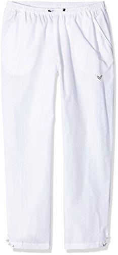 Trigema Trigema Herren Freizeithose - Pantalon - Homme Blanc (001)