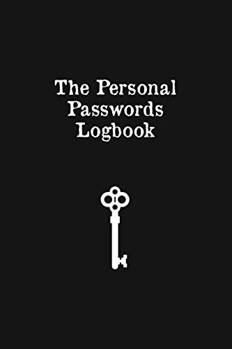 The Personal Password Logbook: Web Address And Password Logbook - Phone And Computer Email Login Pocket Book Journal Pocket Pc Phone
