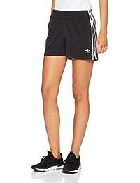 Amazon.fr   Noir - Shorts de sport   Sportswear   Vêtements 2381d7f6947