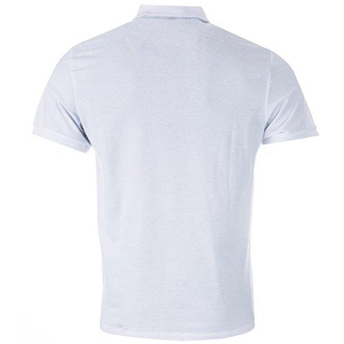 Jack & Jones Herren Poloshirt Weiß