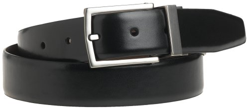 Kenneth Cole REACTION Men's U-Turn Reversible Leather Belt