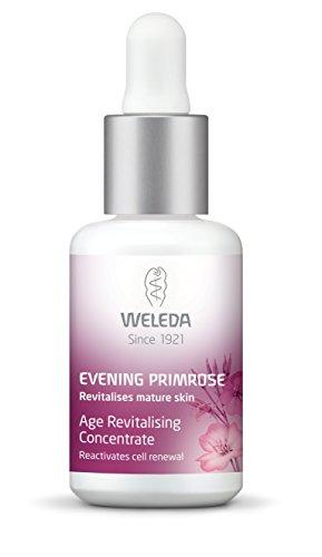WELEDA Nachtkerze festigendes Aufbau-Konzentrat für reife Haut, Zellerneuerung und Faltenminderung (1 x 30 ml)