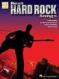 Hal Leonard Best Hard Rock Songs (Guitare facile avec des notes et Tab)
