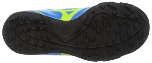 Mizuno Morelia Neo Cl Jr. As, Scarpe da Calcio Unisex per Bambini, Blu (Diva Blue/Safety Yellow) Blu (Diva Blue/Safety Yellow)