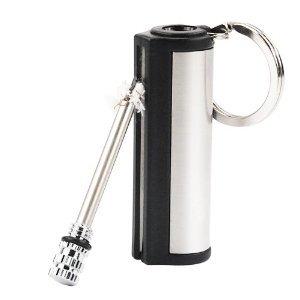wma-match-box-lighter-lites-15000-times-keyring-gadge-gift-camping-hiking-outdoor-living-fire-lighte