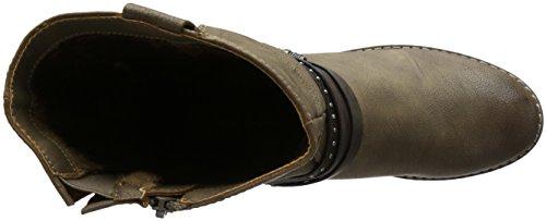 Jane Klain - Stiefel, Stivali e stivoletti alti imbottiti caldi Donna Marrone (Braun (280 Stone))