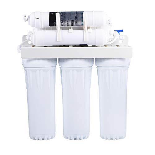 Sistema de filtro de agua de 6 etapas