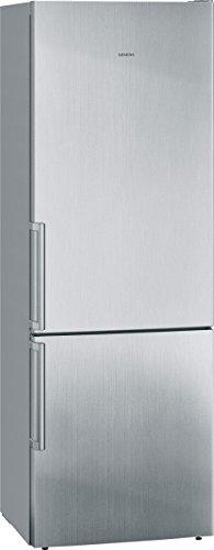 Siemens iQ500 KG49EBI40 Kühl-Gefrier-Kombination / A+++ / Kühlteil: 301 L / Gefrierteil: 111 L / Edelstahl / SuperFreezing / BigBox / LowFrost