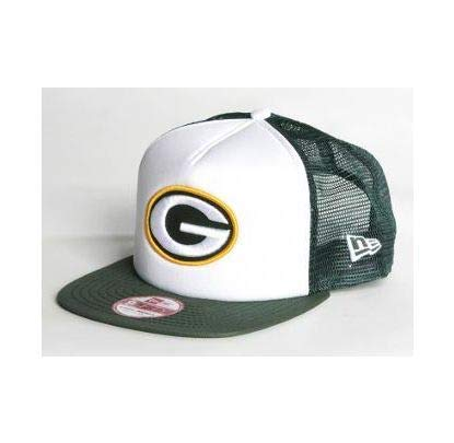 New Era NFL GREEN BAY PACKERS Foam Doors A-FRAME Snapback Cap (S/M) NEU/OVP