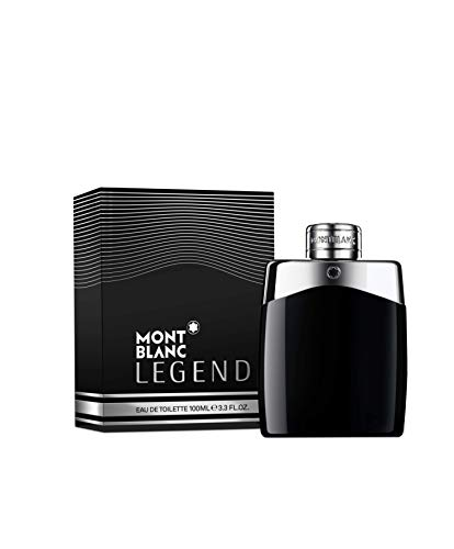 (Mont Blanc Legend Eau De Toilette Spray for Men 100 ml)