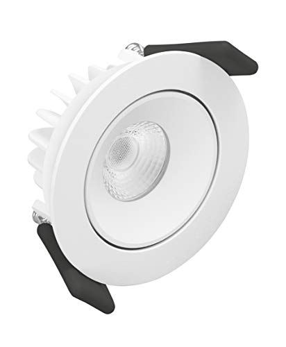Ledvance Spotbeleuchtung, Aluminium, 6.5 W, Weiß