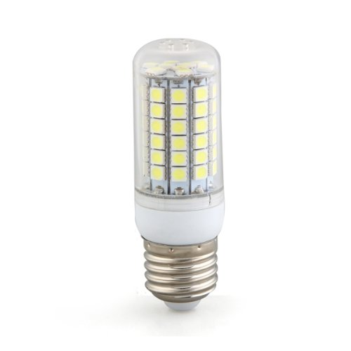 E27 8W 69 LED 5050 SMD Foco Lámpara Bombilla Luz Blanco Bajo...