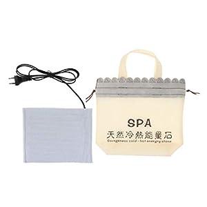 Sharprepublic Hotstone Heater Erwrmer Wrme Beutel Tasche Fr Massage Steine Stone