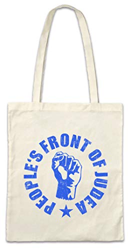 Urban Backwoods People's Front of Judea Hipster Bag Beutel Stofftasche Einkaufstasche - Front-hipster