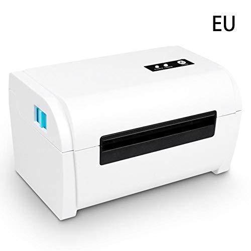 waterfaill 160 Mm/S Quittungsdrucker, Bluetooth USB- / Versandetikettendrucker, QR-Code-Barcodedrucker, Barcodedrucker Für Zuhause Und Büro