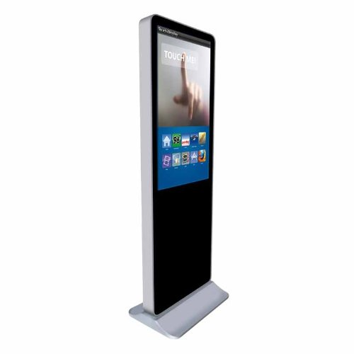 PlentiMedia Stand TouchDisplay HD 42 Zoll Mega Smart-Phone look Touchscreen LCD Monitor Digital Signage