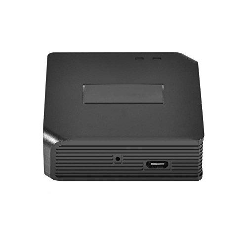 Zerone 433MHz RF-Fernbedienung, 2,4G WiFi Smart Switch RF-Fernbedienung (Kompatibel mit Alexa und Google Home