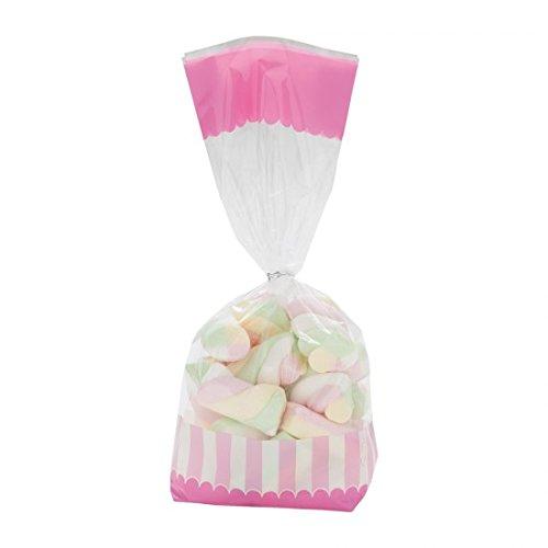 Givi Italia 41221–10Tüten für Süßigkeiten und Süßigkeiten, Pink (Kunststoff-halloween-taschen)